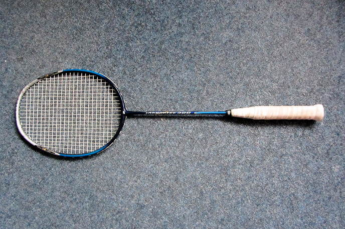 Badmintonrackets auf www.badminton-tips.de