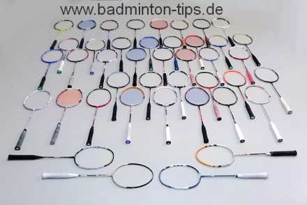 Fertig repariert - Badmintontraining auf www.badminton-tips.dew.badminton-tips.de